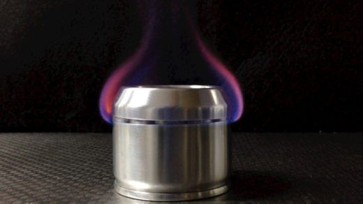 alcohol stove diy