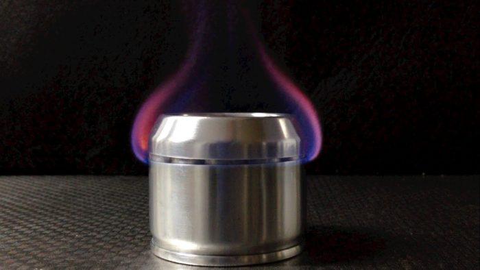 alcohol stove diy