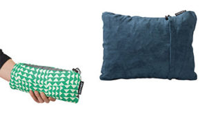 What Should Be Considered When Buying a Backpacking Pillow?