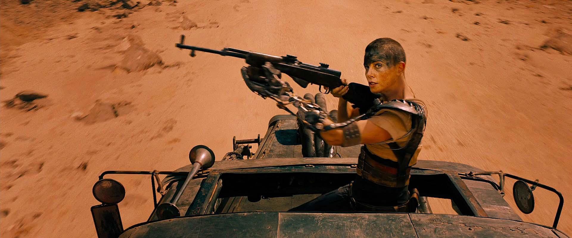 SKS Type 56 Mad Max Fury Road