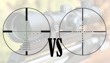 mrad vs moa An Ultimate Comparison
