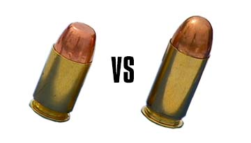 45 gap vs 45 acp cartridge comparison