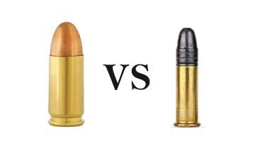 9mm vs 22 ammo comparison