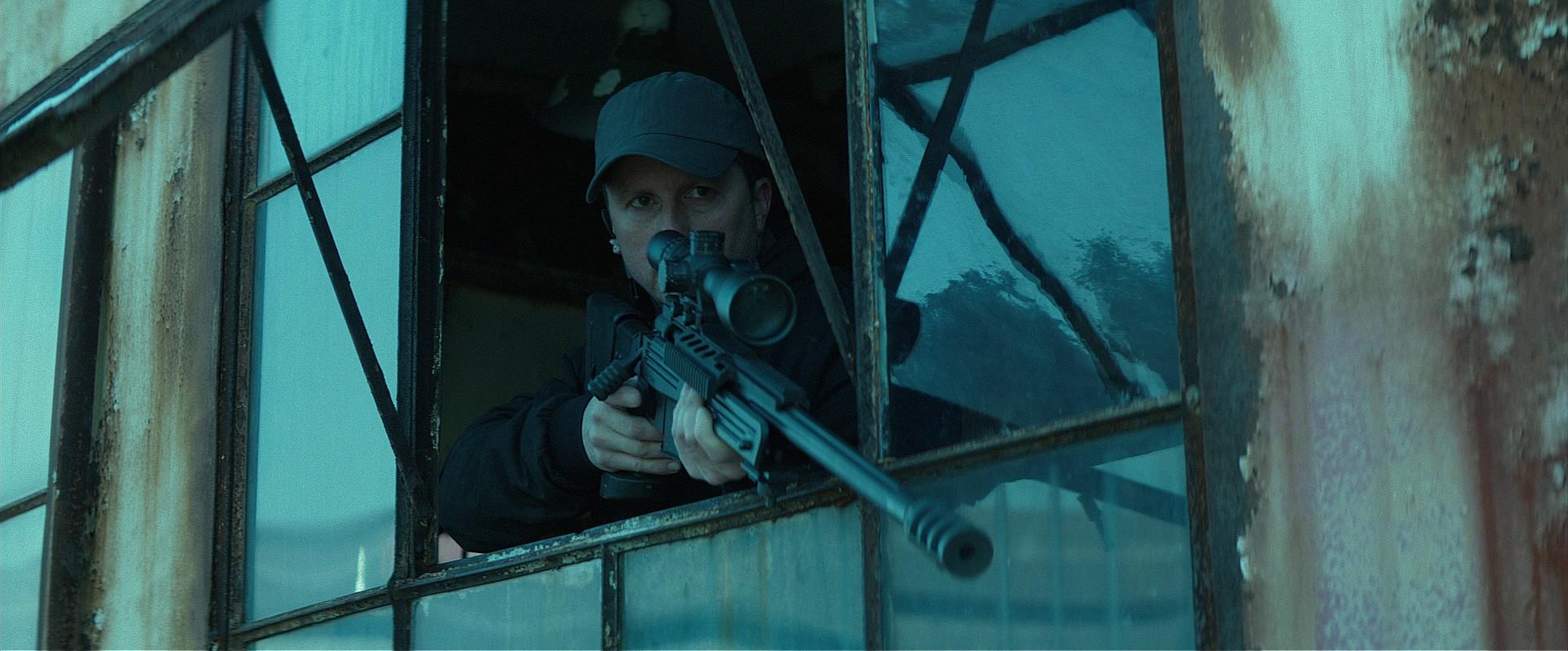 308 rifle in John Wick