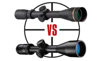 leupold vs nikon ultimate comparison