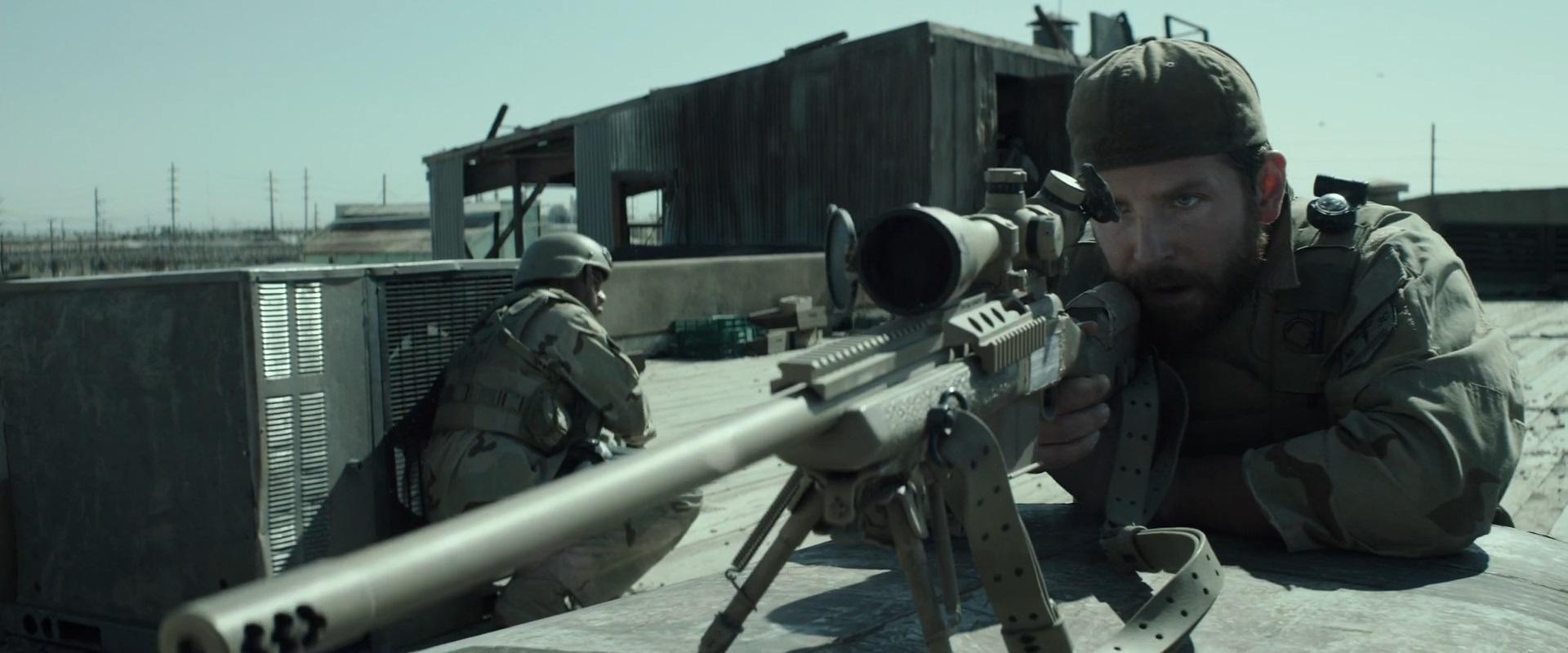 Leupold Mark 4 American Sniper